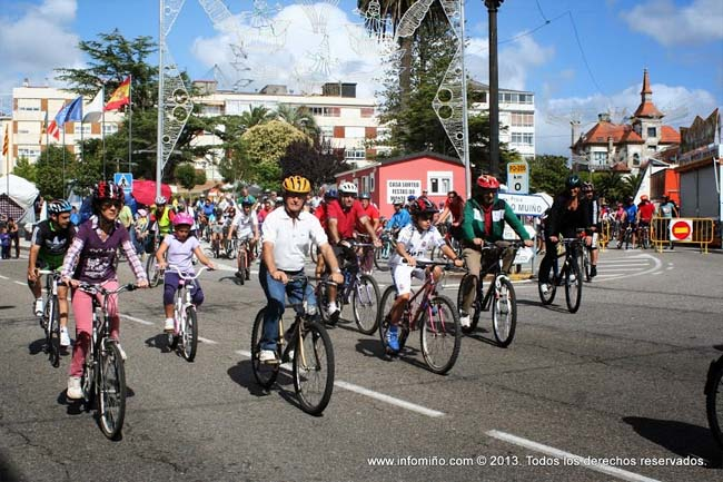 Infominho - ESPECIAL - MARCHA CICLISTA POPULAR FESTAS DO MONTE 2013 - INFOMIÑO - Informacion y noticias del Baixo Miño y Alrededores.