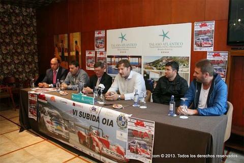 Infominho - ESPECIAL - PRESENTACIÓN VI SUBIDA A OIA 2013 - INFOMIÑO - Informacion y noticias del Baixo Miño y Alrededores.