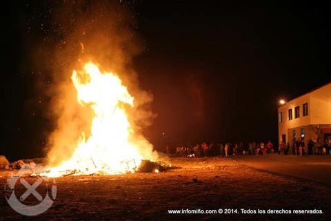 Infominho -  ESPECIAL - FOGUEIRAS DE SAN XO�N 2014 NA GUARDA - INFOMI�O - Informacion y noticias del Baixo Mi�o y Alrededores.