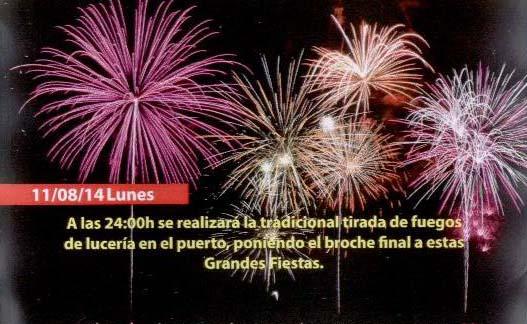 Infominho - PROGRAMACIÓN FESTAS DO MONTE 2014 – LUNS 11 DE AGOSTO  - INFOMIÑO - Informacion y noticias del Baixo Miño y Alrededores.