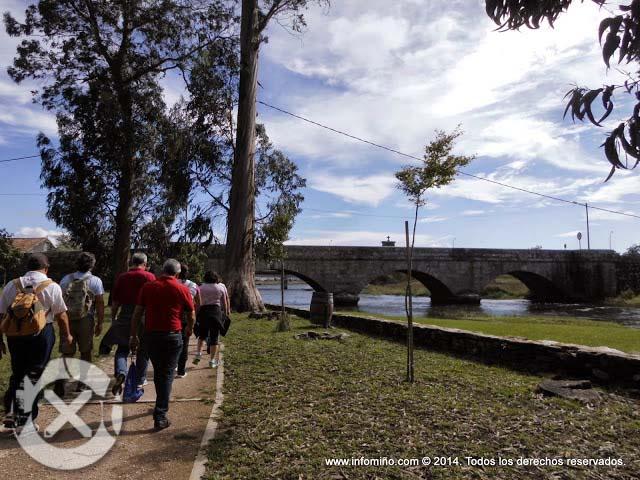 Infominho - ESPECIAL - ANDAINA POLA PR-G 112 SENDEIRO DE PESCADORES - INFOMIÑO - Informacion y noticias del Baixo Miño y Alrededores.