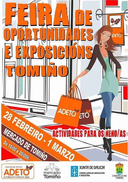 Infominho -  FEIRA DE OPORTUNIDADES DE ADETO ESTA FIN DE SEMANA NO MERCADO DE TOMI�O - INFOMI�O - Informacion y noticias del Baixo Mi�o y Alrededores.