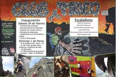 Infominho -  O CLUBE TIDEO DE MONTA�A ORGANIZA ACTIVIDADES DEPORTIVAS ESTA FIN DE SEMANA, COMO INAUGURACI�N DAS S�AS INSTALACI�NS - INFOMI�O - Informacion y noticias del Baixo Mi�o y Alrededores.