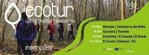 Infominho -  ANDAINAS ECOTUR 2015 - INFOMI�O - Informacion y noticias del Baixo Mi�o y Alrededores.