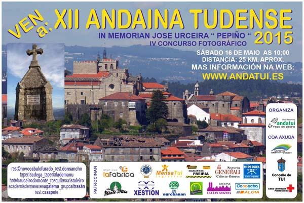 Infominho -  XII ANDAINA TUDENSE IN MEMORIAM JOSE URCEIRA �PEPI�O- 2015 - INFOMI�O - Informacion y noticias del Baixo Mi�o y Alrededores.