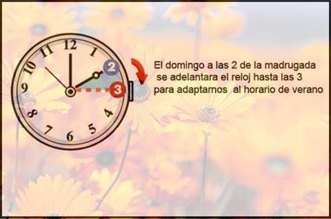 Infominho - La madrugada del domingo, 26 de marzo, comienza la -hora de verano- - INFOMIÑO - Informacion y noticias del Baixo Miño y Alrededores.