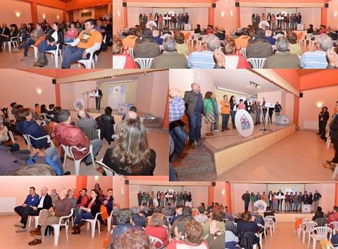 Infominho -  O BNG DO ROSAL PRESENTOU A CANDIDATURA PARA AS PR�XIMAS ELECCI�N MUNICIPAIS - INFOMI�O - Informacion y noticias del Baixo Mi�o y Alrededores.