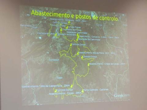 Infominho -  CONTAGEM DECRESCENTE PARA A I TA�A IB�RICA DE TRAIL CERVEIRA-TOMI�O - INFOMI�O - Informacion y noticias del Baixo Mi�o y Alrededores.
