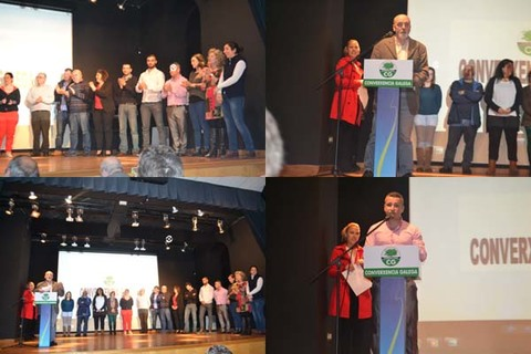 Infominho -  CONVERXENCIA GALEGA DE A GUARDA REALIZOU A PRESENTACI�N DA S�A CANDIDATURA - INFOMI�O - Informacion y noticias del Baixo Mi�o y Alrededores.