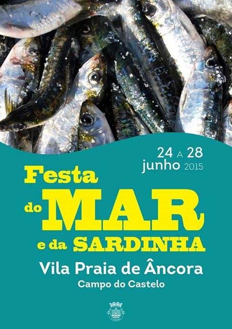 Infominho -  FESTA DO MAR E DA SARDINHA 2015 DECORRE DE 24 A 26 DE JUNHO EM CAMINHA - INFOMI�O - Informacion y noticias del Baixo Mi�o y Alrededores.