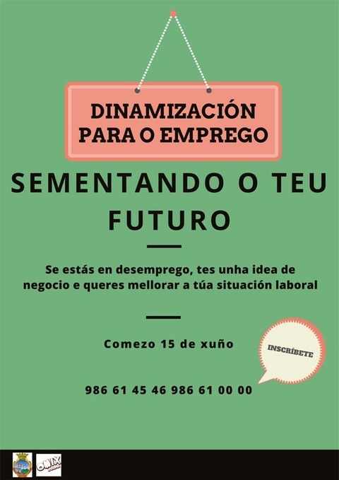 Infominho -  ABRE A INSCRIPCI�N PARA PARTICIPAR NO CURSO -SEMENTA O TEU FUTURO: DINAMIZACI�N DE EMPREGO- NA GUARDA - INFOMI�O - Informacion y noticias del Baixo Mi�o y Alrededores.