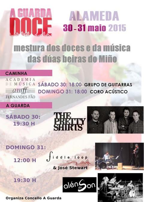 Infominho -  -A GUARDA DOCE- MESTURA OS DOCES CUNHA GRAN OFERTA MUSICAL DAS D�AS BEIRAS DO MI�O - INFOMI�O - Informacion y noticias del Baixo Mi�o y Alrededores.