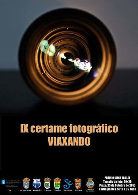 Infominho -  IX CERTAME FOTOGR�FICO VIAXANDO - INFOMI�O - Informacion y noticias del Baixo Mi�o y Alrededores.