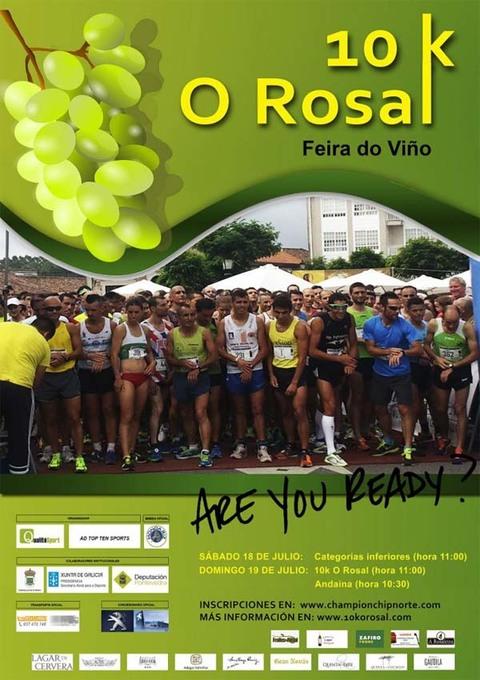 Infominho -  II EDICI�N 10K FEIRA DO VI�O O ROSAL 2015 - INFOMI�O - Informacion y noticias del Baixo Mi�o y Alrededores.