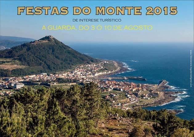 Infominho - PROGRAMACIÓN FESTAS DO MONTE 2015 LUNES 3 DE AGOSTO - INFOMIÑO - Informacion y noticias del Baixo Miño y Alrededores.