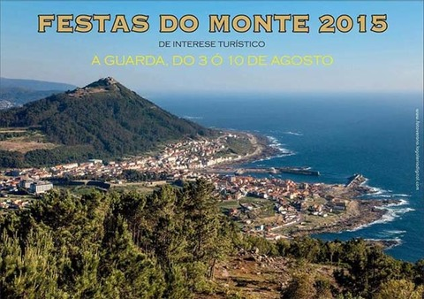 Infominho - PROGRAMACIÓN FESTAS DO MONTE 2015 SÁBADO 8 DE AGOSTO - INFOMIÑO - Informacion y noticias del Baixo Miño y Alrededores.