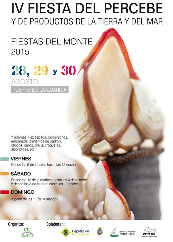 Infominho -  IV FESTA DO PERCEBE DO 28 � 30 DE AGOSTO NA GUARDA - INFOMI�O - Informacion y noticias del Baixo Mi�o y Alrededores.