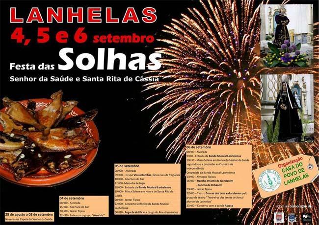 Infominho -  FESTA DAS SOLHAS DO 4 � 6 DE SETEMBRO EM LANHELAS-CAMINHA - INFOMI�O - Informacion y noticias del Baixo Mi�o y Alrededores.