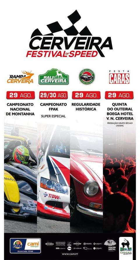 Infominho -  RALI, RAMPA E TOUR DE CL�SSICOS D�O SPEED A CERVEIRA DIAS 29 E 30 DE AGOSTO - INFOMI�O - Informacion y noticias del Baixo Mi�o y Alrededores.