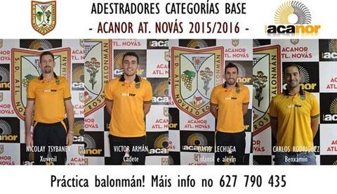 Infominho -  A BASE DO ACANOR NOV�S ESTAR� BAIXO UNHA BOA TUTELA - INFOMI�O - Informacion y noticias del Baixo Mi�o y Alrededores.