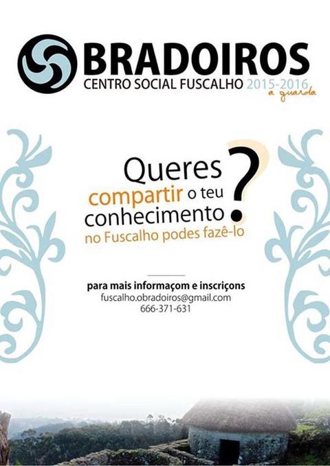 Infominho -  O CENTRO SOCIAL O FUSCALHO DE A GUARDA FACILITA A ORGANIZACI�N DE OBRADOIROS NAS S�AS INSTALACI�NS - INFOMI�O - Informacion y noticias del Baixo Mi�o y Alrededores.