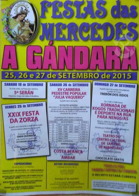 Infominho -  FESTAS DAS MERCEDES DO 25 � 27 DE SETEMBRO DE 2015 NA GUARDA - INFOMI�O - Informacion y noticias del Baixo Mi�o y Alrededores.