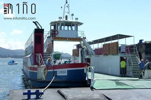 Infominho -  NOVO HORARIO DO FERRY DENDE O 1 � 15 DE SETEMBRO - INFOMI�O - Informacion y noticias del Baixo Mi�o y Alrededores.