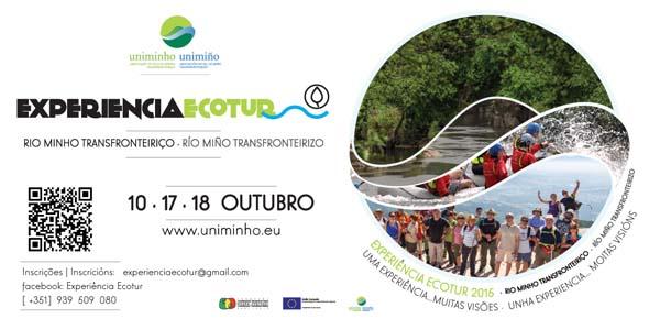 Infominho -  A GUARDA PARTICIPA NA -EXPERIENCIA ECOTUR- - INFOMI�O - Informacion y noticias del Baixo Mi�o y Alrededores.