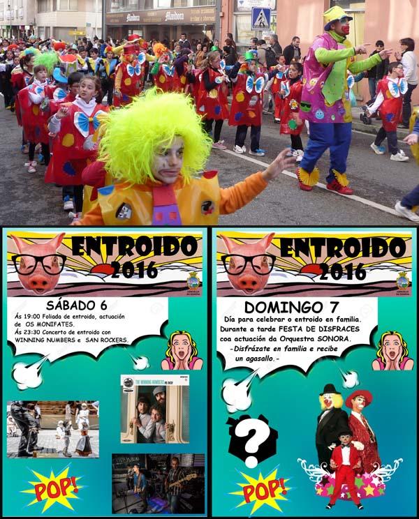 Infominho -  O ENTROIDO CONVERTE A ALAMEDA DA GUARDA NUN GRAN ESCENARIO CON ACTUACI�NS PARA TODOS OS P�BLICOS - INFOMI�O - Informacion y noticias del Baixo Mi�o y Alrededores.