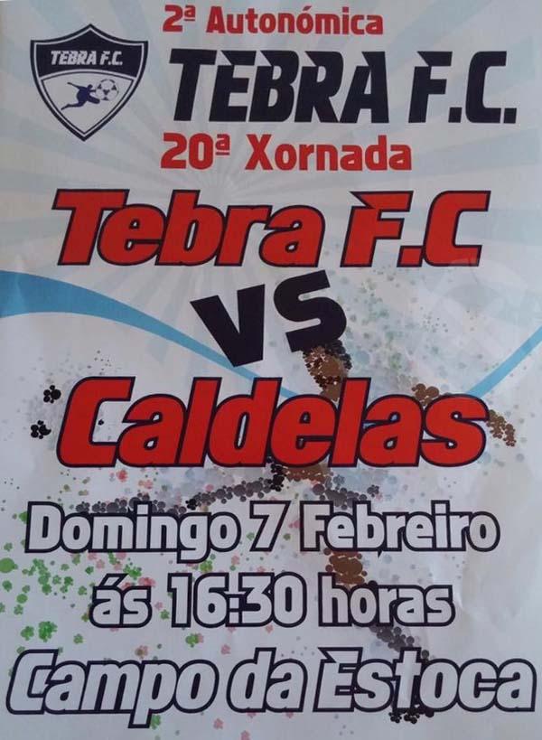 Infominho -  ESTE DOMINGO O TEBRA FC RECIBE � CALDELAS NO CAMPO DA ESTOCA - INFOMI�O - Informacion y noticias del Baixo Mi�o y Alrededores.