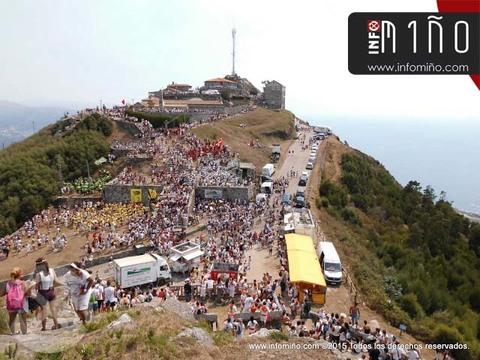 Infominho -  As Festas do Monte 2016 ter�n lugar do 8 � 15 de agosto - INFOMI�O - Informacion y noticias del Baixo Mi�o y Alrededores.