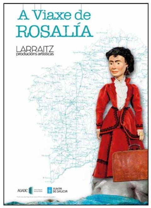 Infominho -  O AUDITORIO DO ROSAL ACOLLE O 7 DE MAIO -A VIAXE DE ROSAL�A- - INFOMI�O - Informacion y noticias del Baixo Mi�o y Alrededores.