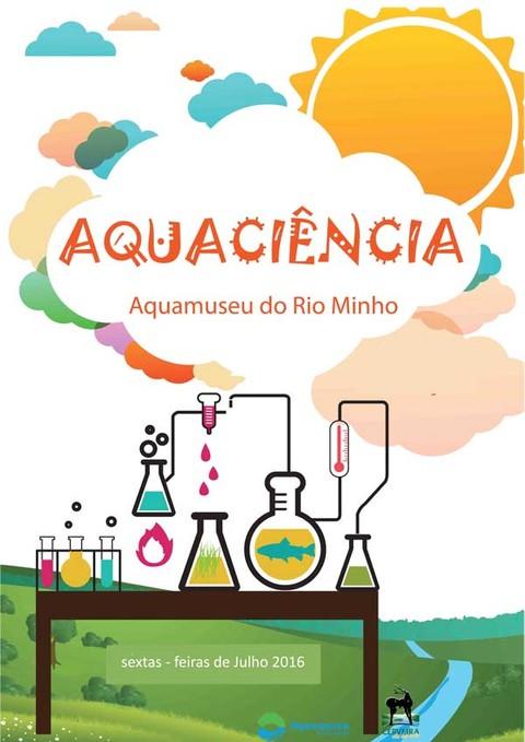 Infominho -  II Aquaci�ncia prop�e atividades para todas as sextas-feiras de julho - INFOMI�O - Informacion y noticias del Baixo Mi�o y Alrededores.
