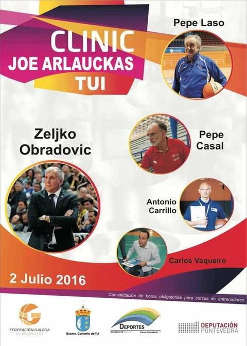 Infominho -  Zeljko Obradovic impartir� este s�bado un Cl�nic de baloncesto en Tui - INFOMI�O - Informacion y noticias del Baixo Mi�o y Alrededores.