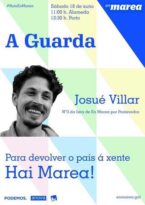 Infominho - Acto público de En Marea este sábado na Guarda - INFOMIÑO - Informacion y noticias del Baixo Miño y Alrededores.