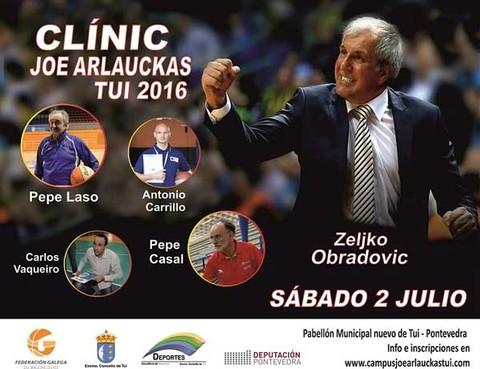 Infominho -  Zeljko Obradovic, o rei europeo do basket, en Tui. - INFOMI�O - Informacion y noticias del Baixo Mi�o y Alrededores.