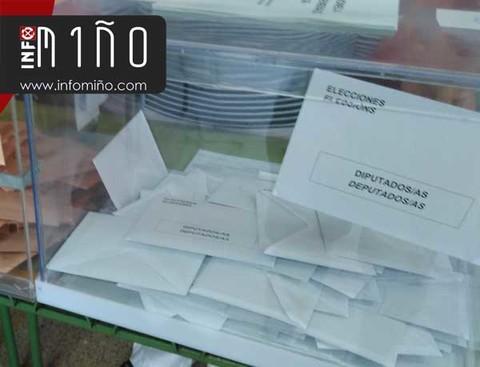 Infominho - Un 36.87% de españoles ya han ejercido su derecho al voto según los datos del primer avance de participación - INFOMIÑO - Informacion y noticias del Baixo Miño y Alrededores.