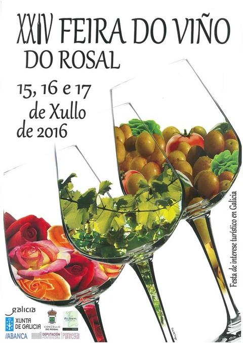Infominho -  O Rosal prep�rase para acoller os d�as 15, 16 e 17 de xullo a XXIV Feira do Vi�o - INFOMI�O - Informacion y noticias del Baixo Mi�o y Alrededores.