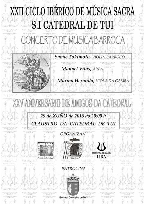 Infominho -  Concerto da Orquestra de C�mara Lira este m�rcores en Tui - INFOMI�O - Informacion y noticias del Baixo Mi�o y Alrededores.