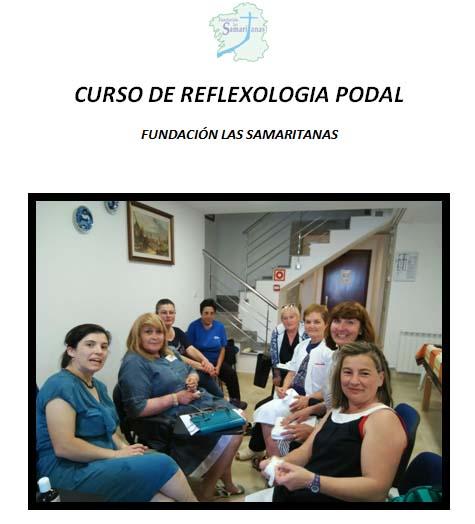 Infominho -  La Fundaci�n las Samaritanas de A Guarda acogi� un curso de Reflexolog�a Podal - INFOMI�O - Informacion y noticias del Baixo Mi�o y Alrededores.