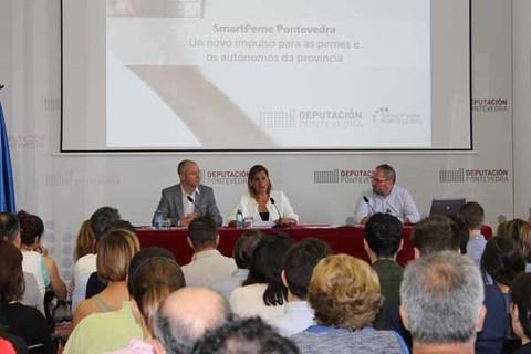Infominho -  A Deputaci�n de Pontevedra p�n � disposici�n dos concellos o proxecto Smartpeme - INFOMI�O - Informacion y noticias del Baixo Mi�o y Alrededores.