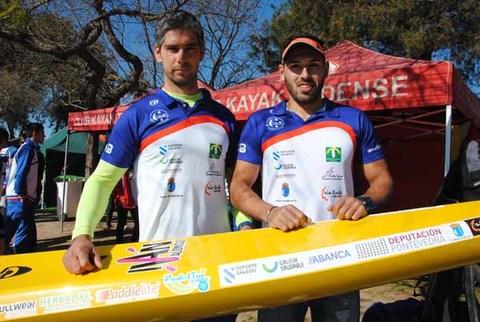 Infominho -  El Kayak Tudense, favorito en el europeo de marat�n en Pontevedra - INFOMI�O - Informacion y noticias del Baixo Mi�o y Alrededores.