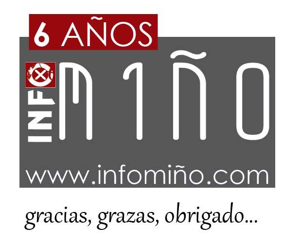 Infominho -  Infomi�o Noticias cumple 6 a�os y lo celebra con varios sorteos en redes sociales - INFOMI�O - Informacion y noticias del Baixo Mi�o y Alrededores.