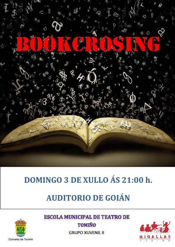 Infominho -  O grupo xuvenil da escola municipal de teatro de Tomi�o leva � escena a obra -Bookcrossing-, este domingo no Auditorio de Goi�n - INFOMI�O - Informacion y noticias del Baixo Mi�o y Alrededores.