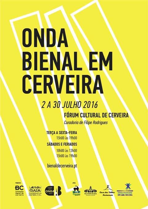 Infominho -  Exposi��o Onda Bienal em Cerveira inaugura este s�bado em Cerveira - INFOMI�O - Informacion y noticias del Baixo Mi�o y Alrededores.