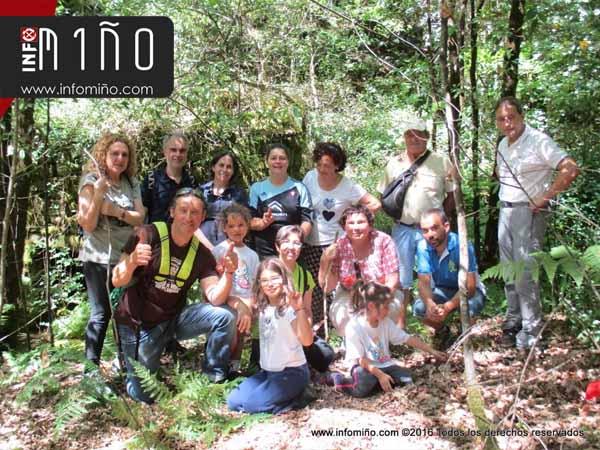Infominho - ESPECIAL - Andaina polas beiras do río Bogo en Burgueira-Oia - INFOMIÑO - Informacion y noticias del Baixo Miño y Alrededores.