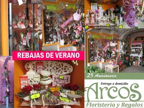 Infominho -  Llegan las Rebajas de verano a Florister�a-Regalos Arcos - INFOMI�O - Informacion y noticias del Baixo Mi�o y Alrededores.