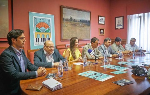 Infominho -  El IKFEM presenta una amplia programaci�n de actividades del 25 al 30 de julio - INFOMI�O - Informacion y noticias del Baixo Mi�o y Alrededores.