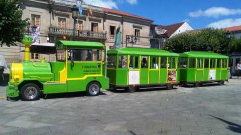 Infominho -  Un tren tur�stico realiza seis frecuencias diarias na Eurocidade Valen�a-Tui - INFOMI�O - Informacion y noticias del Baixo Mi�o y Alrededores.