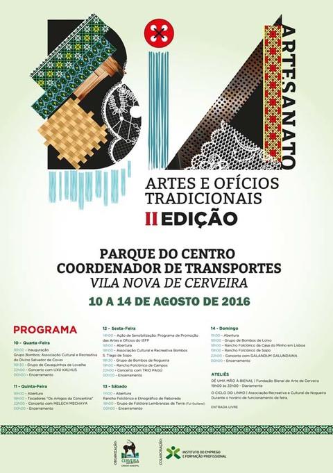 Infominho -  II BIA � Artes e Of�cios Tradicionais re�ne trabalhos de v�rios cantos do mundo - INFOMI�O - Informacion y noticias del Baixo Mi�o y Alrededores.